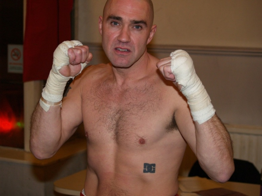 One of Craigs Fight Photos